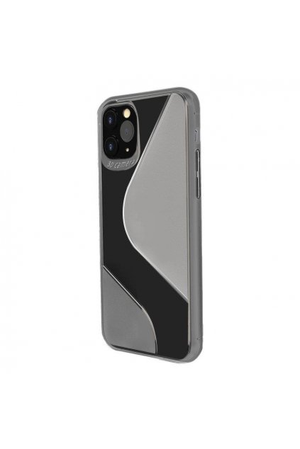 eng pl S Case Flexible Cover TPU Case for iPhone SE 2020 iPhone 8 iPhone 7 black 62775 1