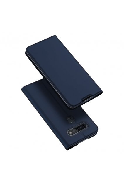 eng pl DUX DUCIS Skin Pro Bookcase type case for LG K51S LG K41S blue 63259 1
