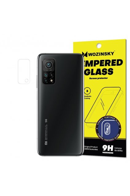 eng pl Wozinsky Camera Tempered Glass super durable 9H glass protector Xiaomi Mi 10T Pro Mi 10T 65220 1