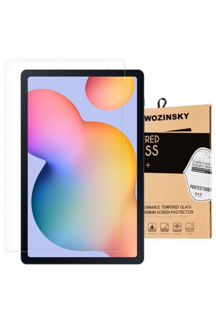 eng pl Wozinsky Tempered Glass 9H Screen Protector for Samsung Galaxy Tab S6 Lite 63459 1
