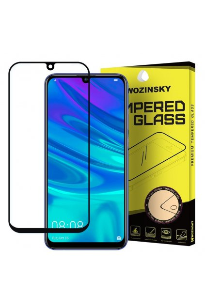 eng pl Wozinsky Tempered Glass Full Glue Screen Protector Full with Frame Case Friendly for Huawei P Smart 2020 Huawei P Smart Plus 2019 P Smart 2019 black 50810 1