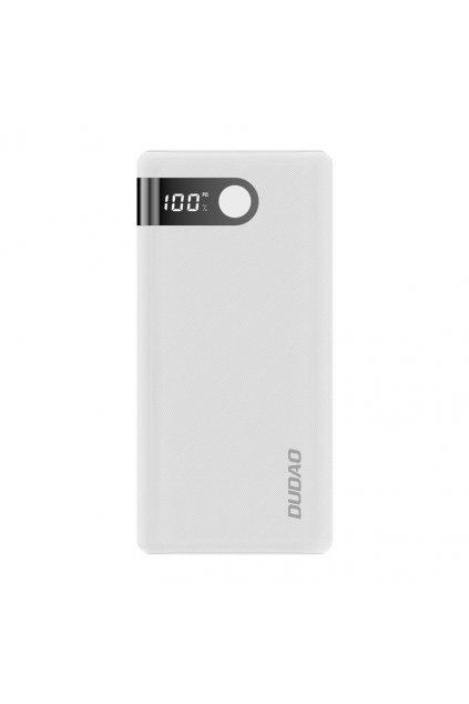 eng pl Dudao power bank 20000 mAh 2x USB USB Typ C micro USB 2 A with LED display white K9Pro 05 62466 1