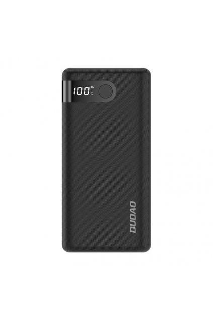 eng pl Dudao power bank 20000 mAh 2x USB USB Typ C micro USB 2 A with LED display black K9Pro 06 62467 1
