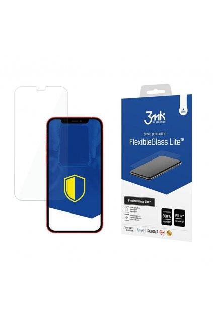 eng pl 3MK FlexibleGlass Lite iPhone 12 Mini 5 4 Lite Szklo Hybrydowe Lite 66139 1