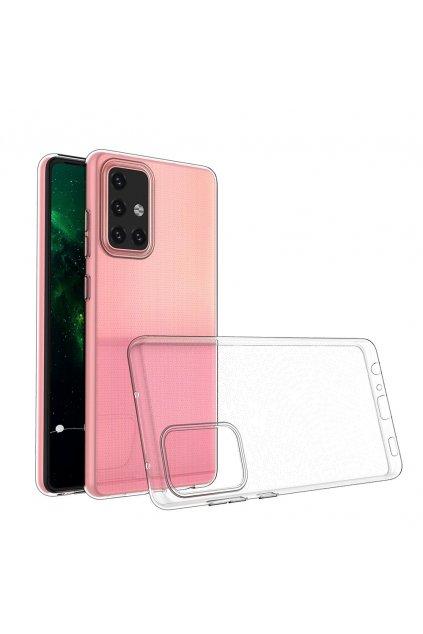 pol pl Zelowy pokrowiec etui Ultra Clear 0 5mm Samsung Galaxy A72 przezroczysty 67281 1