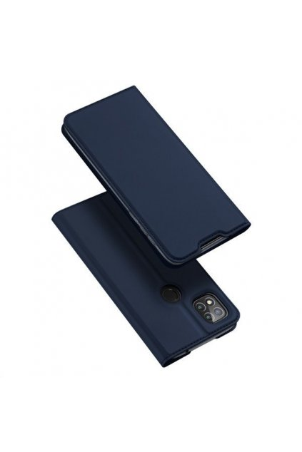 eng pl DUX DUCIS Skin Pro Bookcase type case for Xiaomi Redmi 9C blue 63780 1