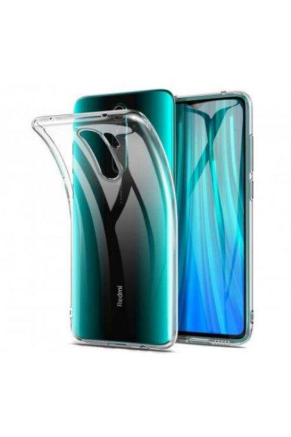 Case Gel Tpu Fine Ultra Thin 0 5mm Transparent for Xiaomi Redmi Note 8 Pro.jpg 640x640q70
