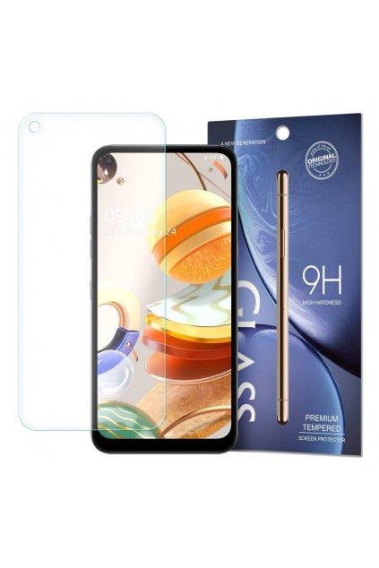 eng pl Tempered Glass 9H Screen Protector for LG K61 packaging envelope 60650 1