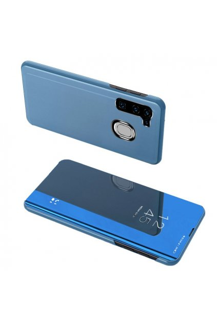 eng pl Clear View Case cover for Samsung Galaxy A11 M11 blue 67338 1