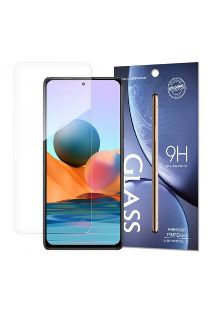 eng pl Tempered Glass 9H Screen Protector for Xiaomi Redmi K40 Pro K40 Pro K40 Poco F3 packaging envelope 70407 1
