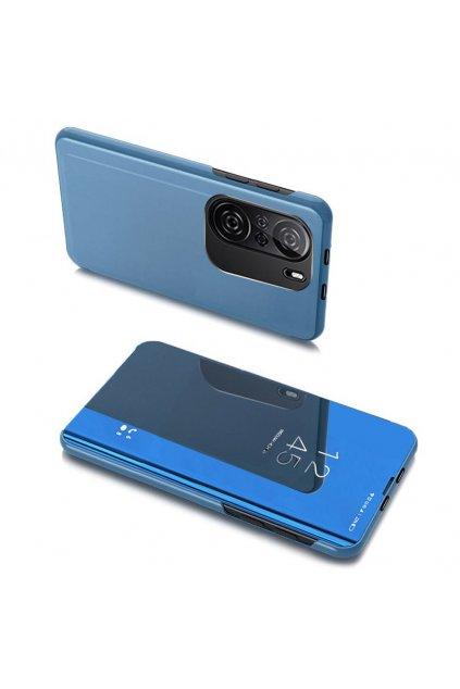 eng pl Clear View Case cover for Xiaomi Redmi K40 Pro K40 Pro K40 Poco F3 blue 70378 1