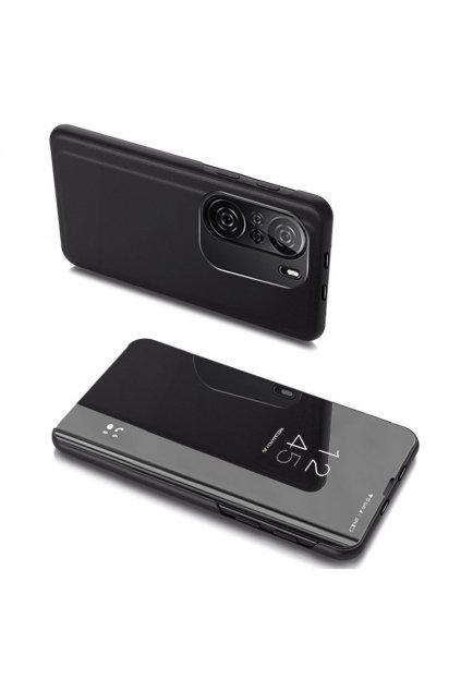 eng pl Clear View Case cover for Xiaomi Redmi K40 Pro K40 Pro K40 Poco F3 black 70377 1