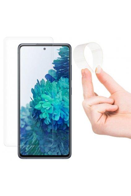eng pl Wozinsky Nano Flexi Glass Hybrid Screen Protector Tempered Glass for Samsung Galaxy A72 4G 67198 1