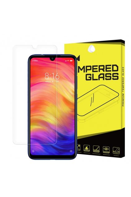 eng pl Wozinsky Tempered Glass 9H Screen Protector for Xiaomi Redmi Note 7 47061 1