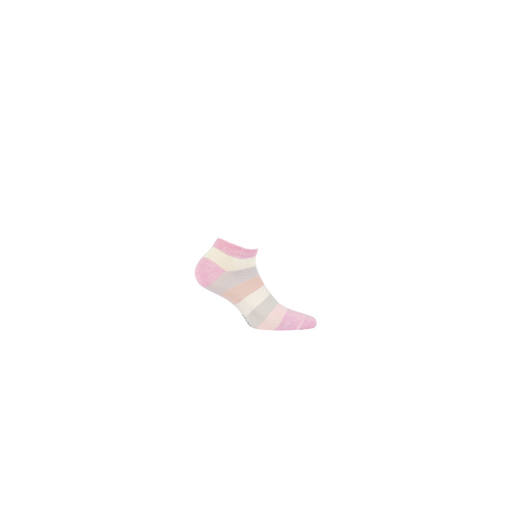 Dětské kotníkové ponožky WOLA PROUŽKY