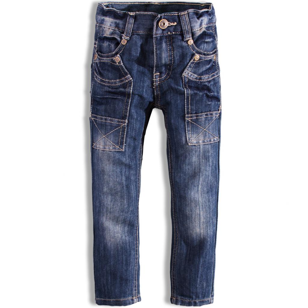 BEWOX velkoobchod Dětské kalhoty DIRKJE 15033-BL9