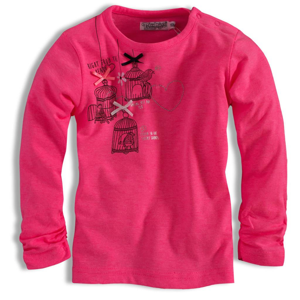 BEWOX velkoobchod Kojenecké tričko DIRKJE 23241-PI5