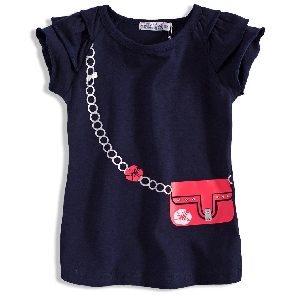 BEWOX velkoobchod Dětské tričko DIRKJE 24228-BL9
