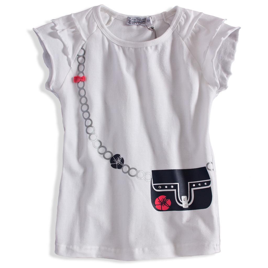 BEWOX velkoobchod Dětské tričko DIRKJE 24228-WH1