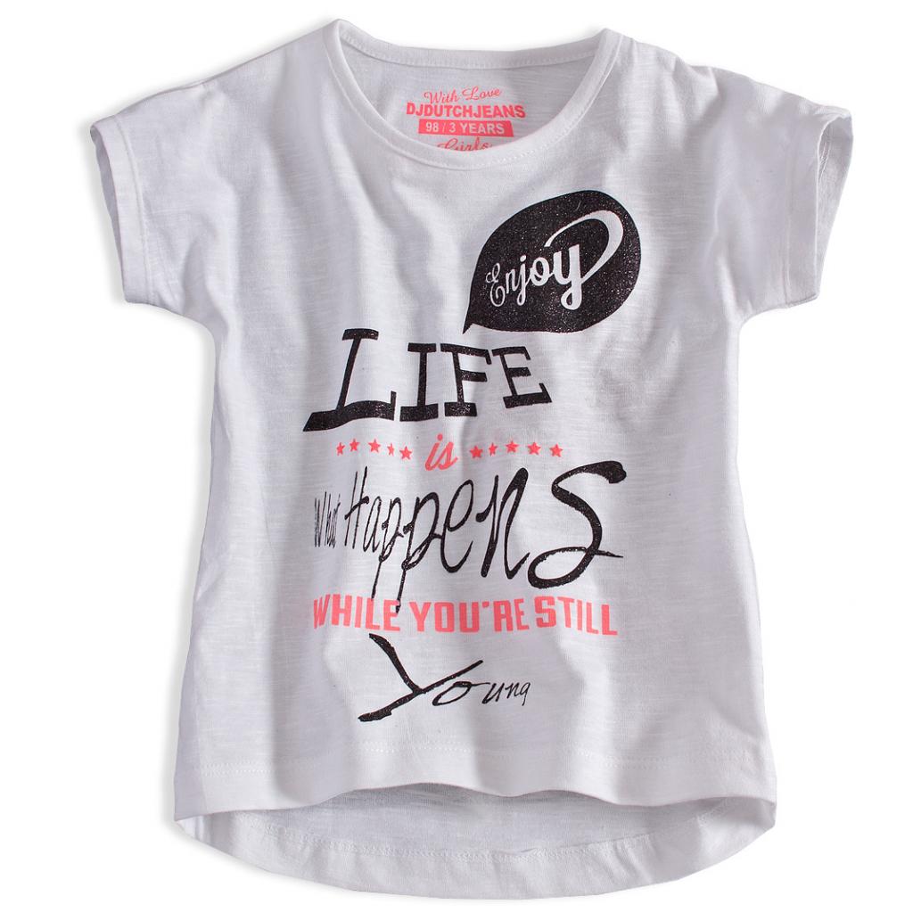 BEWOX velkoobchod Dětské tričko DIRKJE 24645-WH1