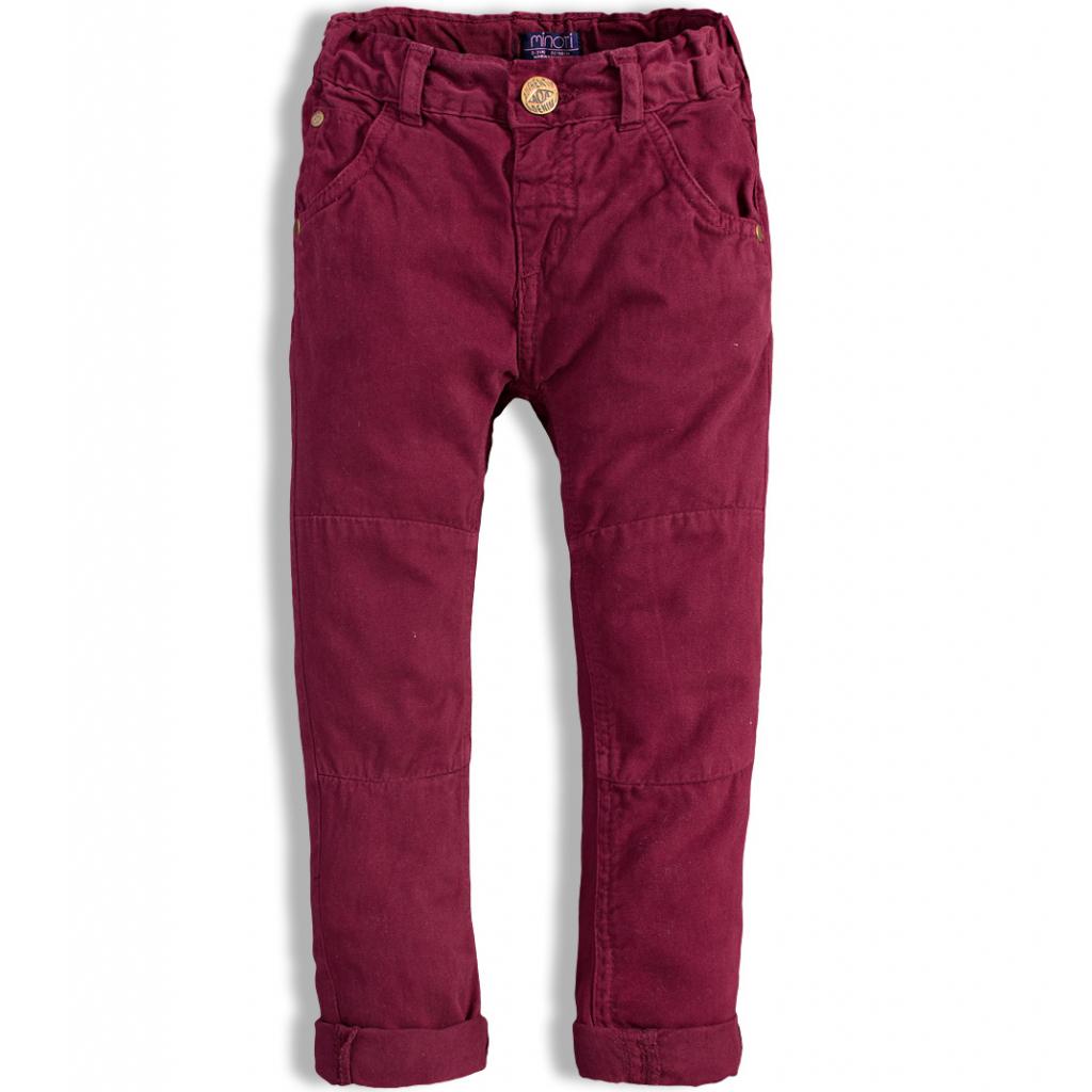 BEWOX velkoobchod Dětské kalhoty MINOTI AUTO-00006-RE9