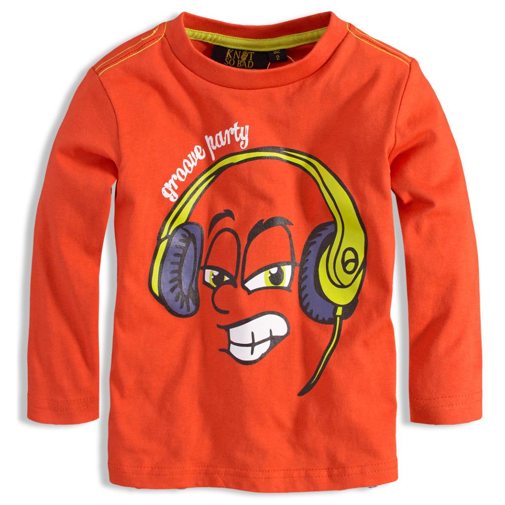 BEWOX velkoobchod Dětské tričko KNOT SO BAD C-W16-5227-OR5
