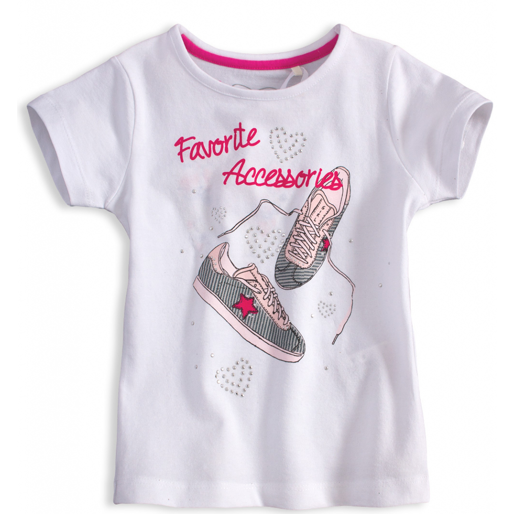 BEWOX velkoobchod Dětské tričko KNOT SO BAD C-Z18-5729-WH1