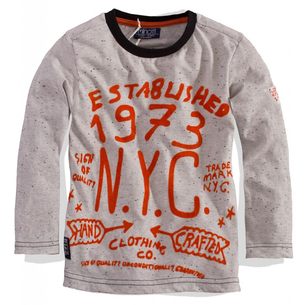 BEWOX velkoobchod Dětské tričko MINOTI SUPPLY-005-OR5