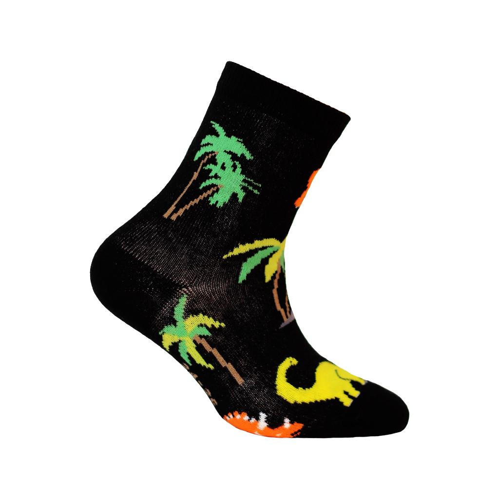 dětské ponožky vzor WOLA DINOSAUŘI