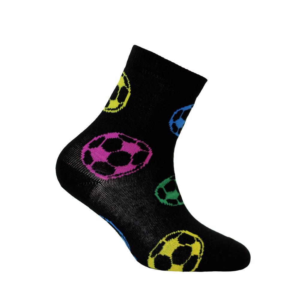 dětské ponožky vzor WOLA BAREVNÉ MÍČE