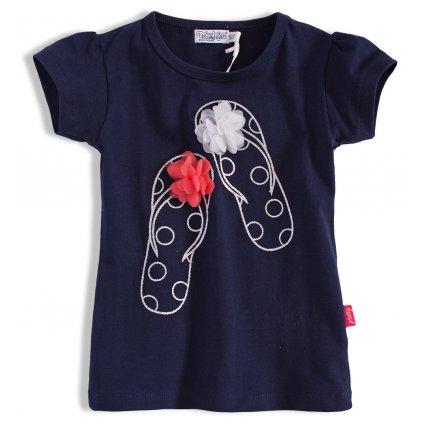 BEWOX velkoobchod Kojenecké tričko DIRKJE 27434-BL9