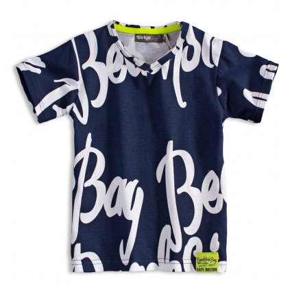 BEWOX velkoobchod Kojenecké tričko DIRKJE 27703-BL9