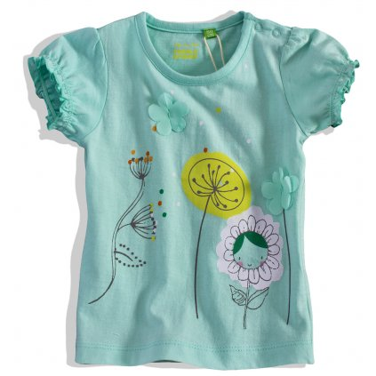 BEWOX velkoobchod Kojenecké tričko PEBBLESTONE 3668337-00-BL3