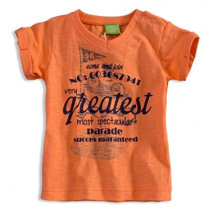 BEWOX velkoobchod Kojenecké tričko PEBBLESTONE 3668399-00-OR5