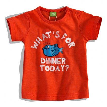 BEWOX velkoobchod Kojenecké tričko PEBBLESTONE 3668447-00-OR5