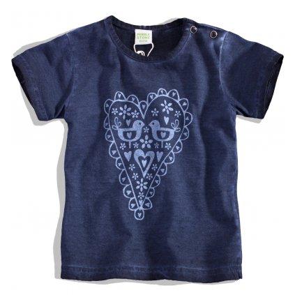 BEWOX velkoobchod Kojenecké tričko PEBBLESTONE 3668479-00-BL9
