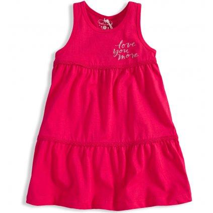 BEWOX velkoobchod Dětské šaty KNOT SO BAD C-Z17-5944-PI9