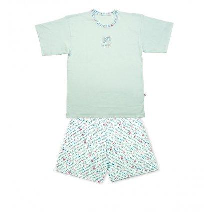 BEWOX velkoobchod Dětské pyžamo KEY KEY-GNS915-15E