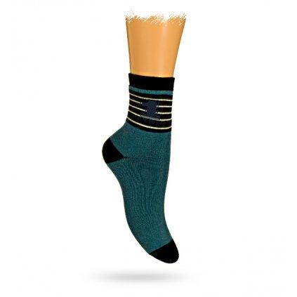 BEWOX velkoobchod dětské ponožky termo WOLA Z4-26-100-E38