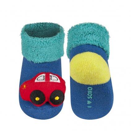 BEWOX velkoobchod Kojenecké ponožky SOXO SX-75245-0-C00