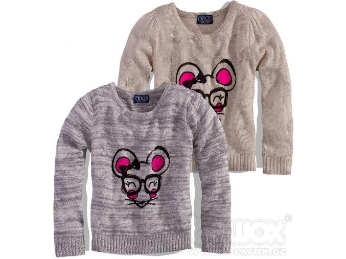 Dětský svetr MINOTI balení 4ks