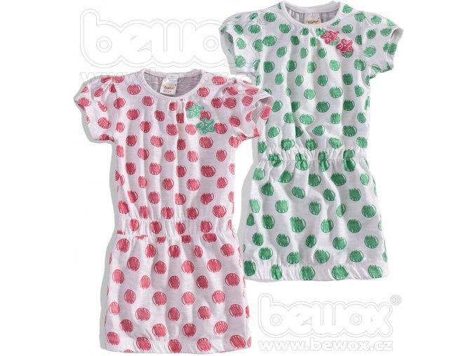 Dětské šaty DIRKJE balení 5ks
