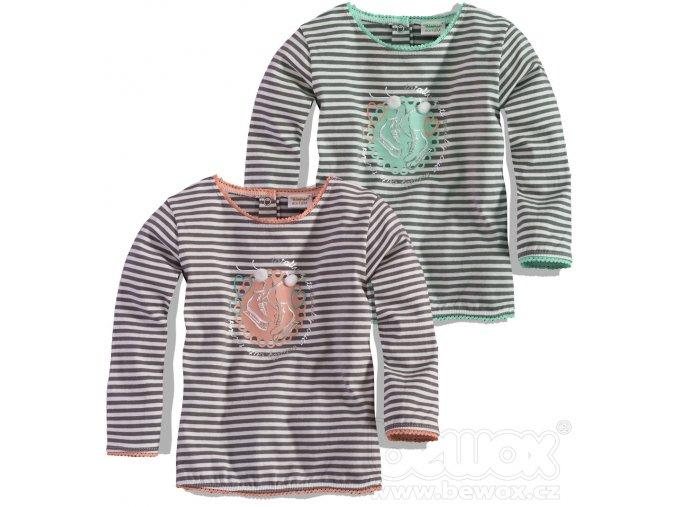 Dětské triko DIRKJE balení 3ks