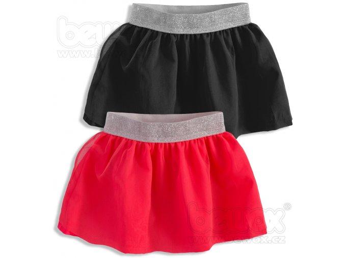 Dívčí sukně DIRKJE balení 4ks