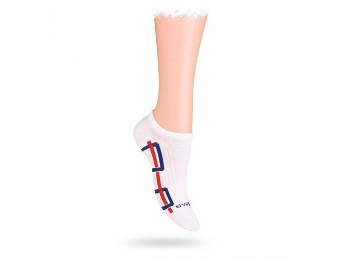 Kotníkové ponožky WOLA