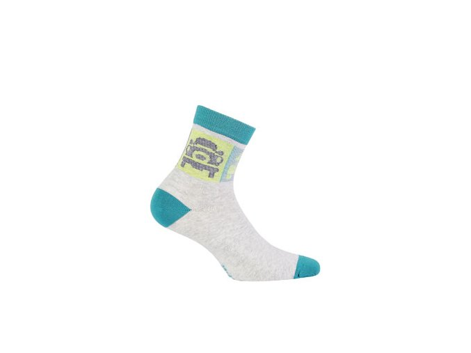 Dětské vzorované ponožky GATTA