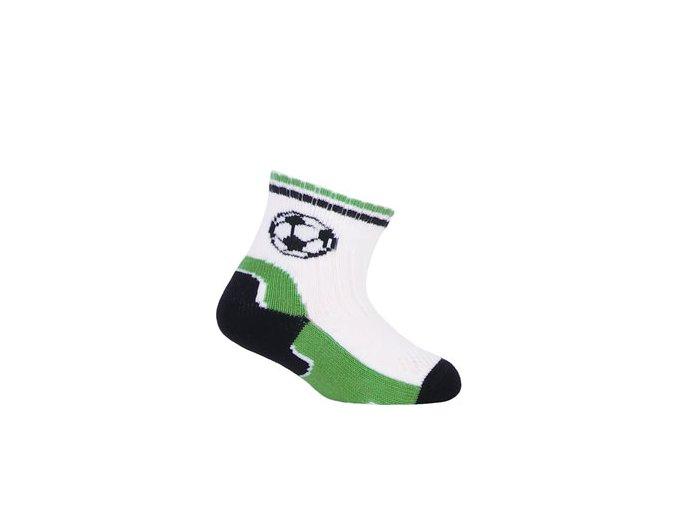 Kojenecké vzorované ponožky GATTA