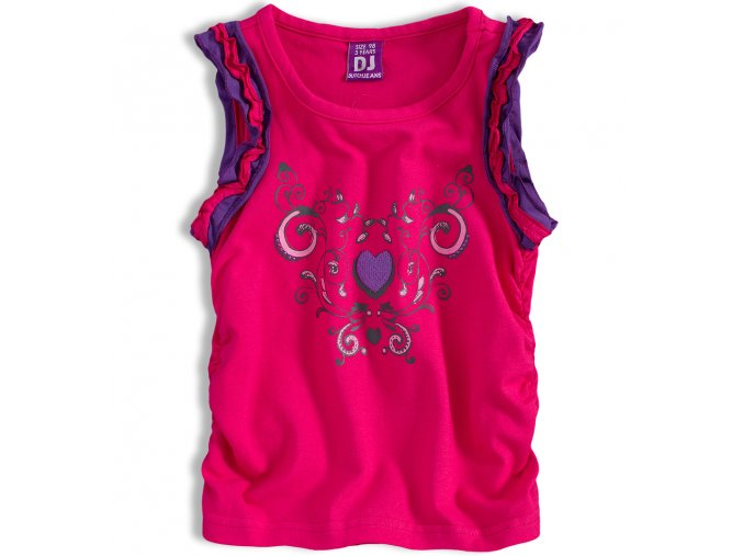 BEWOX velkoobchod Dětské tričko DIRKJE 10120-PI9
