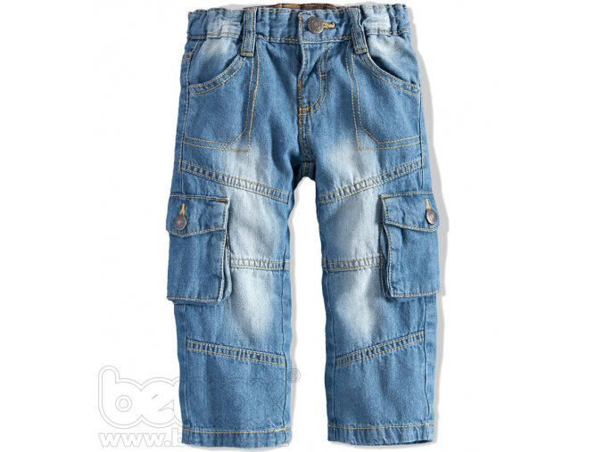 BEWOX velkoobchod Kojenecké kalhoty DIRKJE 10522-65E