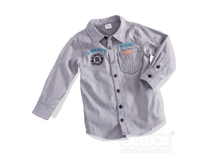 BEWOX velkoobchod Dětská košile DIRKJE 15749-35E